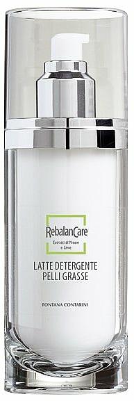 Reinigungsmilch für fettige Haut - Fontana Contarini Cleansink Milk For Oily Skin — Bild N1