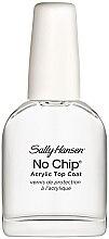 Düfte, Parfümerie und Kosmetik Langanhaltender Überlack mit Glanz-Effekt - Sally Hansen No Chip