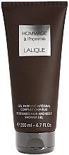 Lalique Hommage a L'Homme - Duschgel — Bild N2