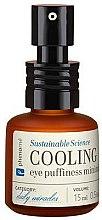 Düfte, Parfümerie und Kosmetik Kühlende Creme gegen geschwollene Augen - Phenome Cooling Eye Puffiness Minimizer