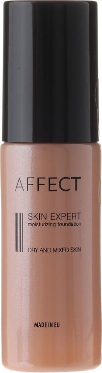 Feuchtigkeitsspendende Foundation - Affect Cosmetics Skin Expert Moisturizing Foundation — Bild N1
