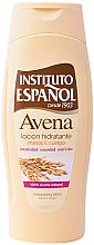 Düfte, Parfümerie und Kosmetik Feuchtigkeitsspendende Hand- und Körperlotion mit natürlichen Haferflocken - Instituto Espanol Avena Moisturizing Lotion Hand And Body