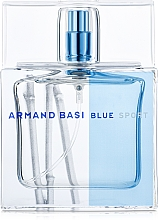 Düfte, Parfümerie und Kosmetik Armand Basi Blue Sport - Eau de Toilette