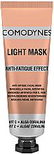 Düfte, Parfümerie und Kosmetik Gesichtsmaske mit Vitamin C und Algen gegen die Zeichen von Müdigkeit - Comodynes Light Anti-Fatigue Effect Mask