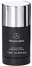 Düfte, Parfümerie und Kosmetik Mercedes-Benz Mercedes-Benz For Men - Deostick