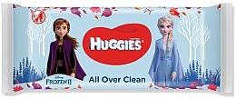 Düfte, Parfümerie und Kosmetik Feuchttücher für Kinder Natural Care Disney - Huggies