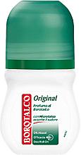 Düfte, Parfümerie und Kosmetik Deo Roll-on Antitranspirant - Borotalco Original Ball Deo
