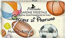 Düfte, Parfümerie und Kosmetik Naturseife Weißer Moschus - Florinda Sapone Vegetale Vegetal Soap White Moss