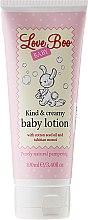 Düfte, Parfümerie und Kosmetik Cremige Körperlotion für Babys mit Baumwollsamenöl und Tahitian Monoi - Love Boo Baby Kind & Creamy Baby Lotion