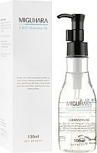 Düfte, Parfümerie und Kosmetik Gesichtsreinigungsöl - Miguhara E.H.P Cleansing Oil