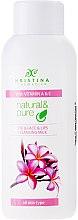 Düfte, Parfümerie und Kosmetik Reinigungsmilch für Gesicht mit Vitamin A und E - Hristina Cosmetics Cleansing Milk With Vitamins A + E