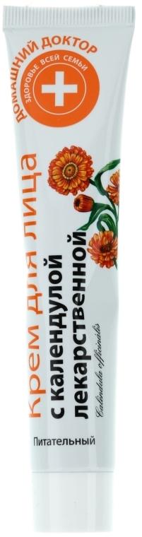 Pflegende und heilende Gesichtscreme mit Ringelblume - Hausarzt — Bild N1
