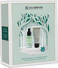 Düfte, Parfümerie und Kosmetik Körperpflegeset - Academie At The Sourse Of Hydration (Gesichtsserum 30ml + Gesichtscreme 50ml)