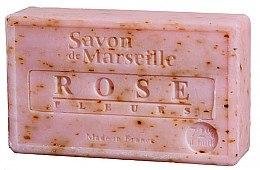 Düfte, Parfümerie und Kosmetik Marseiller Seife Rose - Le Chatelard 1802 Savon de Marseille Rose Fleurs