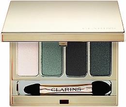 Düfte, Parfümerie und Kosmetik Lidschatten-Quartett - Clarins 4-Colour Eyeshadow Palette