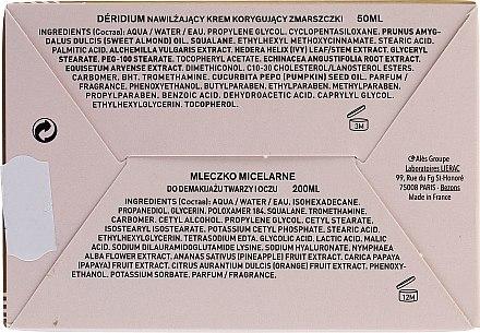 Gesichtspflegeset - Lierac Deridium (Mizellenmilch 200ml + Gesichtscreme 50ml) — Bild N4
