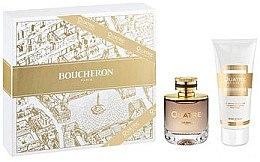 Düfte, Parfümerie und Kosmetik Boucheron Quatre Absolu De Nuit Pour Femme - Duftset (Eau de Parfum 50ml + Körperlotion 100ml)