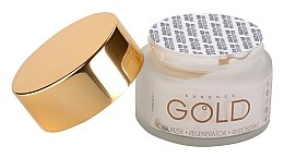Revitalisierende und regenerierende Anti-Falten Gesichtscreme - Diet Esthetic Gold Cream SPF15 — Bild N3