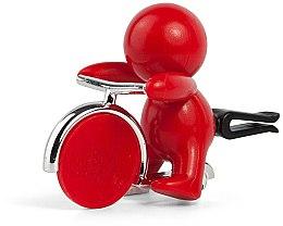 Düfte, Parfümerie und Kosmetik Mr&Mrs Fragrance Gino Red Peppermint - Auto-Lufterfrischer Peppermint