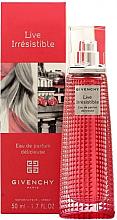 Düfte, Parfümerie und Kosmetik Givenchy Live Irresistible Delicieuse Eau de Parfum - Eau de Parfum (mini)