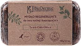 Düfte, Parfümerie und Kosmetik Seife - BioDermic Prebiotic Saop