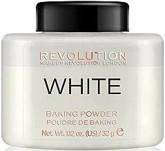 Düfte, Parfümerie und Kosmetik Gebackener Gesichtspuder - Makeup Revolution Baking Powder