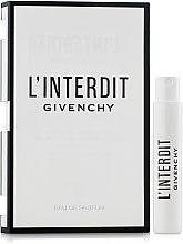 Givenchy L'Interdit - Eau de Parfum (Probe) — Bild N1