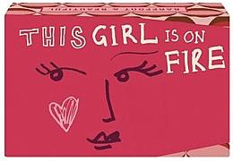 Düfte, Parfümerie und Kosmetik Körperseife mit Blumenduft - Bath House This Girl Soap