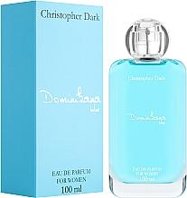 Düfte, Parfümerie und Kosmetik Christopher Dark Dominikana Blue - Eau de Parfum
