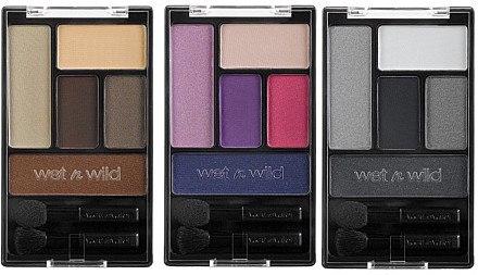 Lidschattenpalette - Wet n Wild Color Icon Eyeshadow Palette 5 Pan — Bild N4