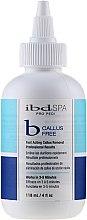 Düfte, Parfümerie und Kosmetik Produkt zur schnellen Entfernung von Hornhaut - IBD Spa Pro Pedi B-Callus Free