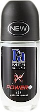 Deo Roll-on Antitranspirant - Fa Men Xtreme Power+ Dezodorant Roll-On — Bild N1