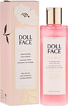 Düfte, Parfümerie und Kosmetik Gesichtsreinigungsgel - Doll Face Brilliance Illuminating Face Polish Face Cleanser