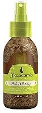 Düfte, Parfümerie und Kosmetik Heilölbehandlung für das Haar mit Argan und Macadamia - Macadamia Healing Oil Spray
