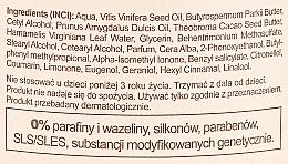 Körperbutter mit schwarzen Johannisbeeren und Granatapfel - Bosphaera — Bild N3