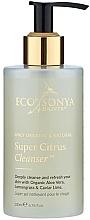 Düfte, Parfümerie und Kosmetik Duschgel mit Aloe Vera und Zitronengras - Eco by Sonya Super Citrus Cleanser