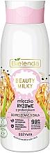 Düfte, Parfümerie und Kosmetik Nährende Körpermilch mit Reis - Bielenda Beauty Milky Nourishing Rice Body Milk