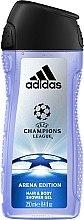Düfte, Parfümerie und Kosmetik Adidas UEFA Champions League Arena Edition - Duschgel