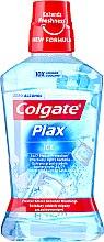 Düfte, Parfümerie und Kosmetik Mundwasser Ice zum Schutz vor Plaque - Colgate Plax Ice
