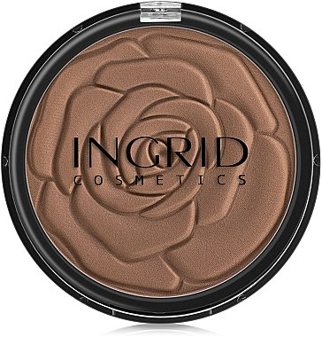 Bronzing-Puder - Ingrid Cosmetics HD Beauty Innovation Bronzing Powder — Bild N2