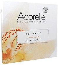 Acorelle Fleur de Vainilla - Duftset (Eau de Parfum/50ml + Roll-On Parfum/10ml) — Bild N2