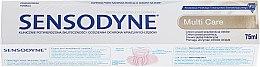 Düfte, Parfümerie und Kosmetik Zahnpasta für empfindliche Zähne Multi Care - Sensodyne Multi Care Toothpaste