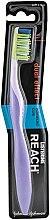 Düfte, Parfümerie und Kosmetik Zahnbürste weich Dual Effect lila - Listerine Reach Dual Effect Soft