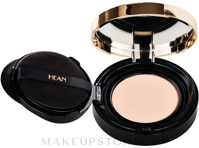 Kompakter Gesichtspuder - Hean After Makeup-up Cashmere Compact Powder — Bild 00 - Vanilla