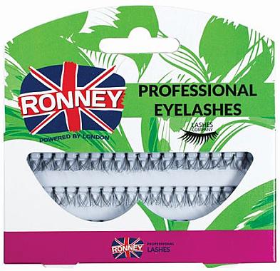 Wimpernbüschel-Set - Ronney Professional Eyelashes 00032 — Bild N1