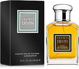 Düfte, Parfümerie und Kosmetik Aramis Devin - Eau de Cologne