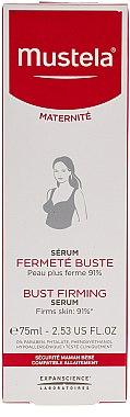 Straffendes Brustserum - Mustela Maternidad Bust Firming Serum — Bild N1