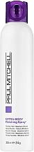 Haarspray für mehr Volumen und Glanz Starker Halt - Paul Mitchell Extra-Body Finishing Spray — Bild N1