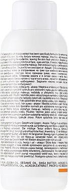 Gesichtsreinigungsmilch mit Akazienextrakt für fettige und Mischhaut - Hristina Cosmetics Cleansing Milk With Accacia Extract — Bild N2