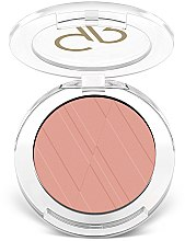 Düfte, Parfümerie und Kosmetik Puderrouge - Golden Rose Powder Blush